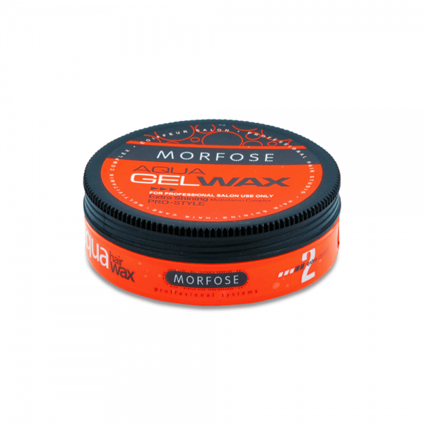 Morfose - Gel Wax Aqua Orange - 175 ml