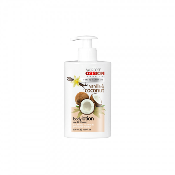 Ossion Hand & Body Lotion Vanilla Coconut - 500 ml