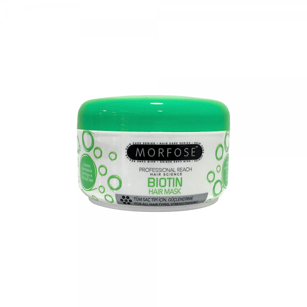 Morfose - Biotin Haarmaske - 500 ml