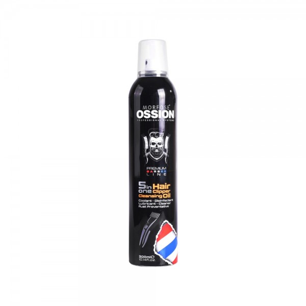 Ossion Barber Line Machine Cleaning Oil (300 ml)