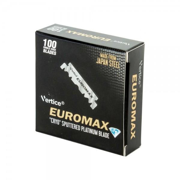 Euromax Single Edge Rasierklingen (100 Stück)