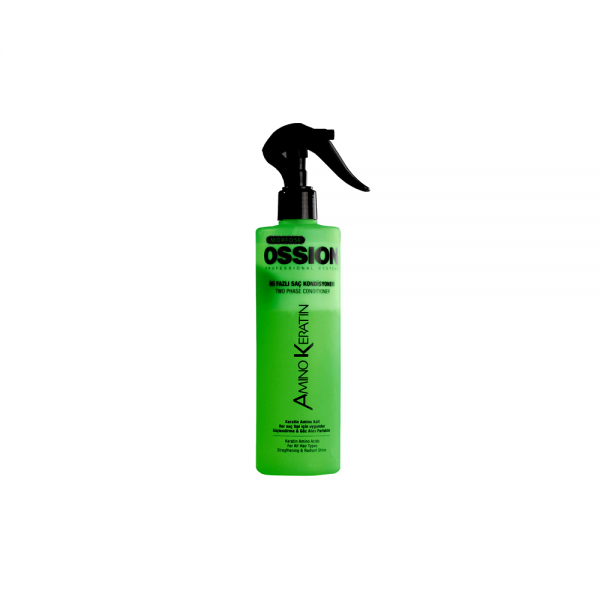 Ossion - Amino Keratin 2 Phase Conditioner - 400 ml