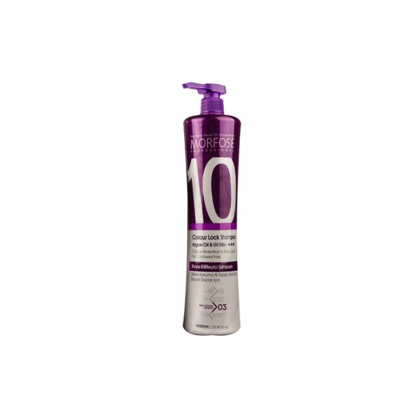 Morfose 10 Colour Lock Shampoo - 350 ml