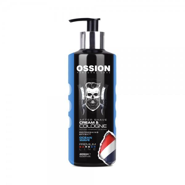 Ossion Cream Cologne - Ocean Wave (400 ml)
