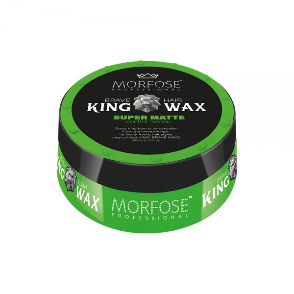 Morfose - King Wax - Super Matte - 175 ml