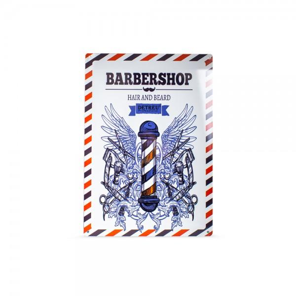 Detreu Barbershop Blechschild #8