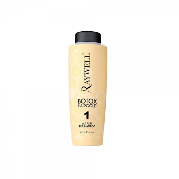 Raywell Botox Hairgold Alcalin Pre Shampoo (1000 ml)