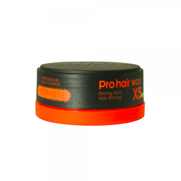 Morfose - Pro Hair Wax X5 Orange - 150 ml