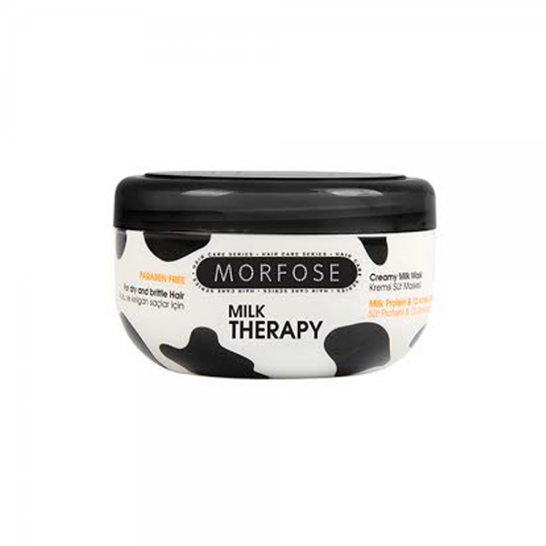 Morfose - Milk Therapy - Haarmaske - 500 ml