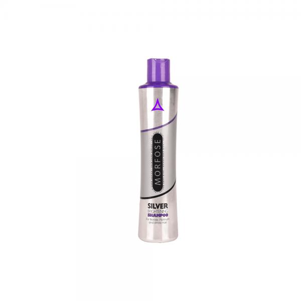Morfose No Yellow Silber Shampoo - 350 ml