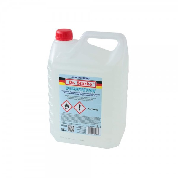 Dr. Stärke Flächendesinfektionsmittel (5000 ml)