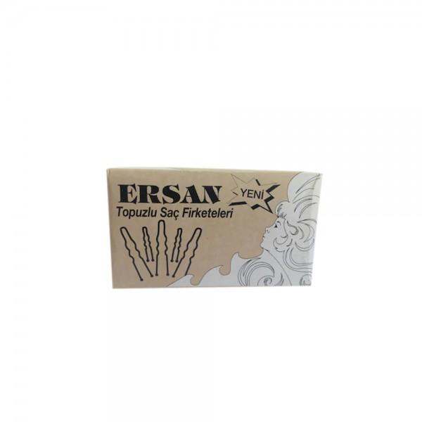 Ersan Haarnadeln Dick - Schwarz (150 Stück / 0,9 mm)