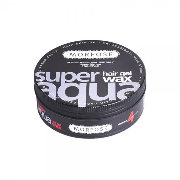 Morfose Aqua Gel Hair Styling Wax Super (150 ml)