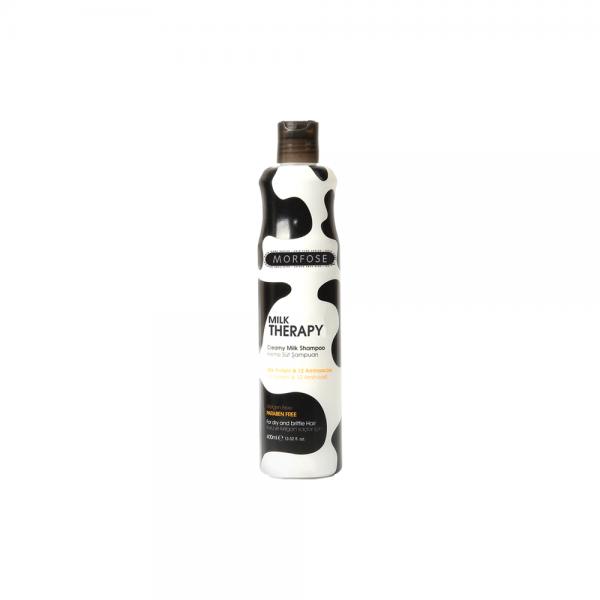Morfose - Milk Therapy - Shampoo - 1000 ml