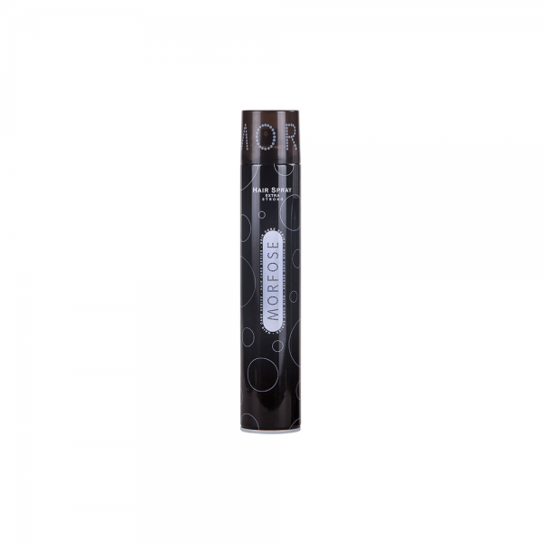 Morfose - Haarspray - Extra Strong - Schwarz - 400 ml