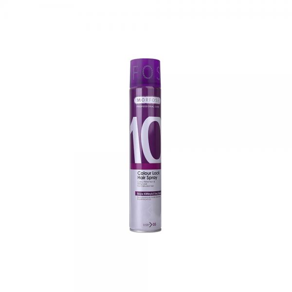 Morfose 10 - Color Lock Haarspray - 400 ml