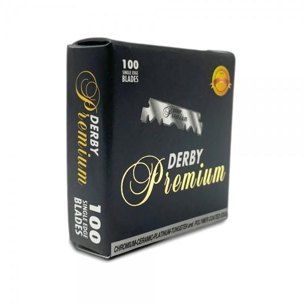 Derby Premium Rasierklingen (100 Stück)