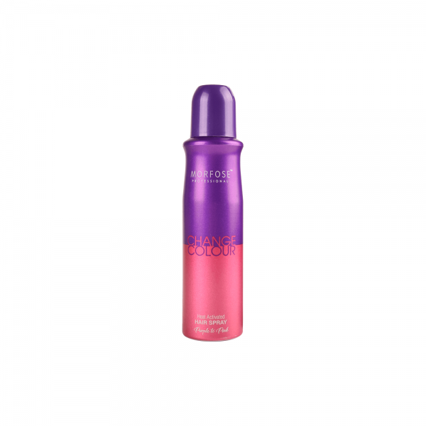 Morfose - Change Color Spray - Purple-Pink - 150 ml