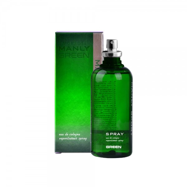Morfose Manly EDT Man Sport - Green (125 ml)