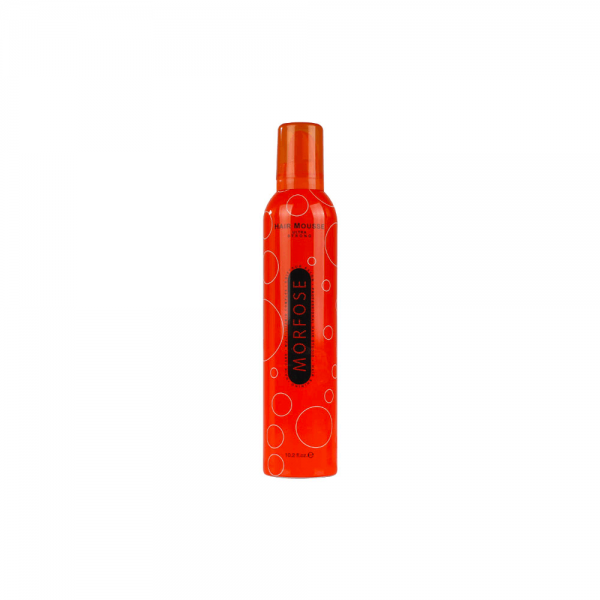 Morfose - Ultra Strong Mousse - Orange - 350 ml