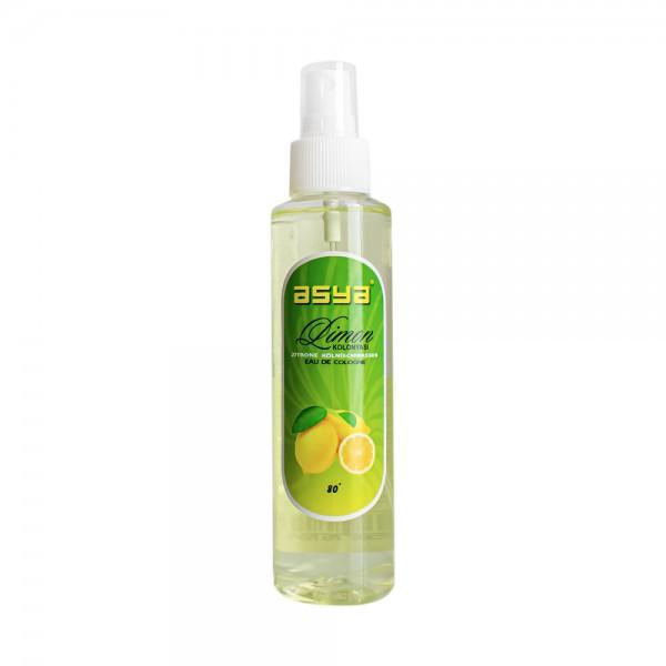 Asya Spray Cologne Zitrone 80° (165 ml)