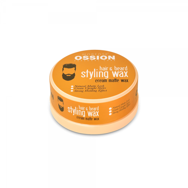 Ossion Hair & Beard Cream Wax - 150 ml