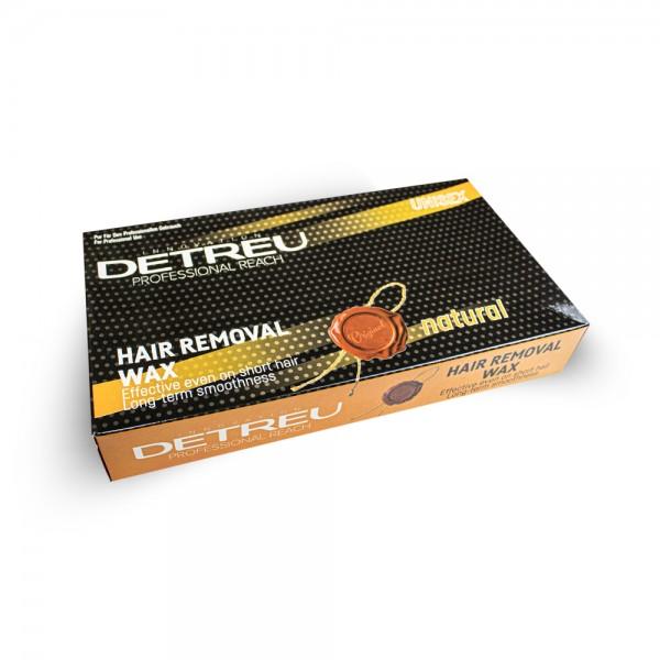 Detreu Haarentfernungswachs Natural (500 g)