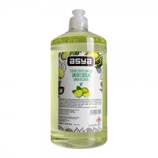 Asya Cologne Zitrone 80° (1000 ml)