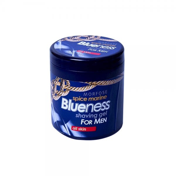 Blueness Rasiergel - 500 ml