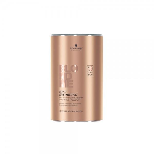 Schwarzkopf Blondme Premium Aufheller +9 (450g)