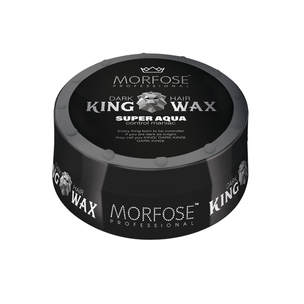 Morfose King Wax - Super Aqua (175 ml)