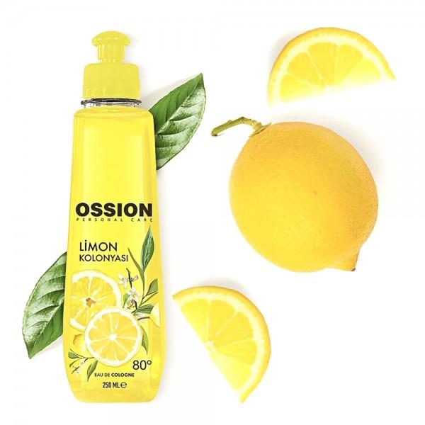 Ossion Lemon Cologne 80° (250 ml)