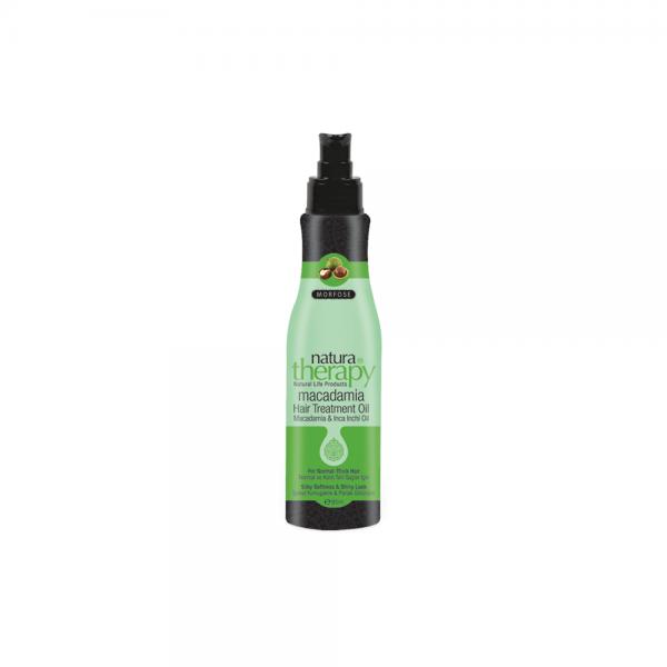 Morfose - Natura Therapy - Macadamia & Inca Oil - 125 ml