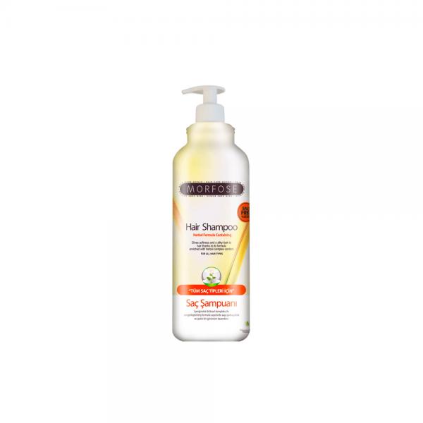Morfose Natürliches Shampoo ohne Salz (500 ml)