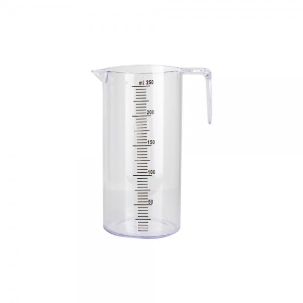 Detreu Messbecher - Transparent (250 ml)