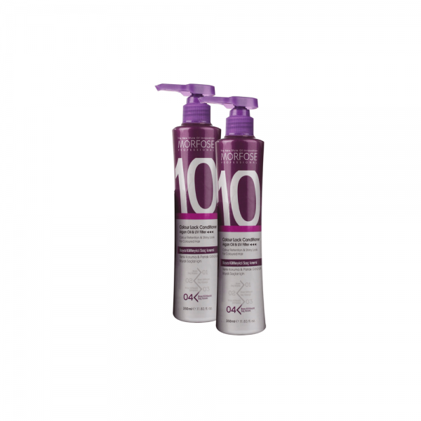 Morfose 10 Colour Lock Conditioner - 350 ml