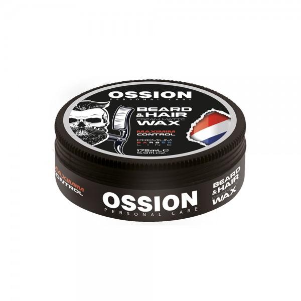 Ossion Barber Line Beard & Hair Wax (175 ml)