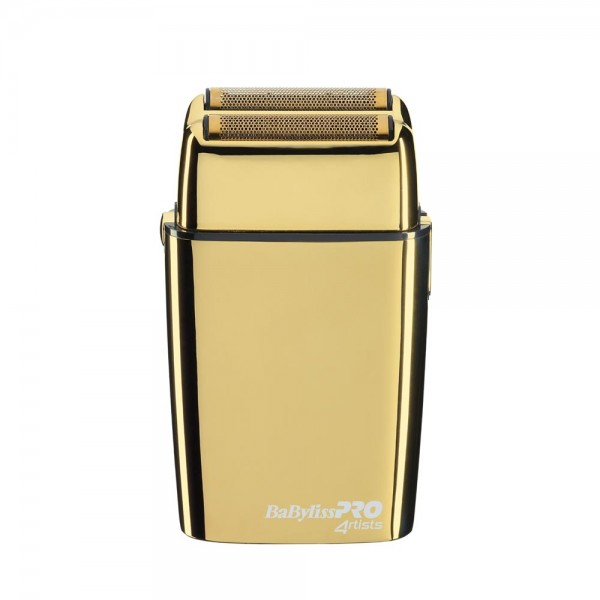 Babyliss Gold Double Foil-Metal Shaver - FXFS2GE