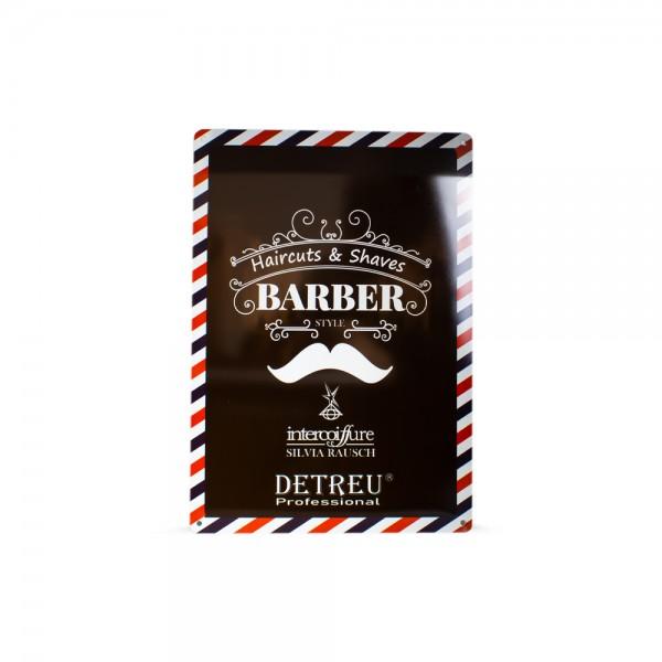 Detreu Barbershop Blechschild #1