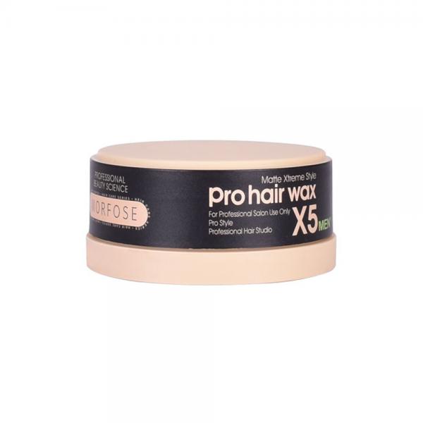 Morfose - Pro Hair Wax X5 Matt - 150 ml