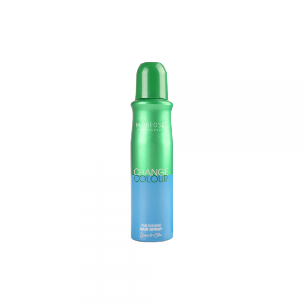 Morfose - Change Color Spray - Green-Blue - 150 ml